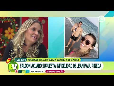 ¡Video revela infidelidad de Jean Paul Pineda a Faloon! | Bienvenidos