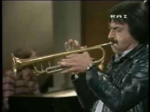Enrico Rava Quartet - Rai station, Turin, Italy, 1976