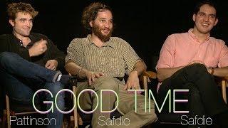 DP/30: Good Time, The Safdie Bros, Rob Pattinson