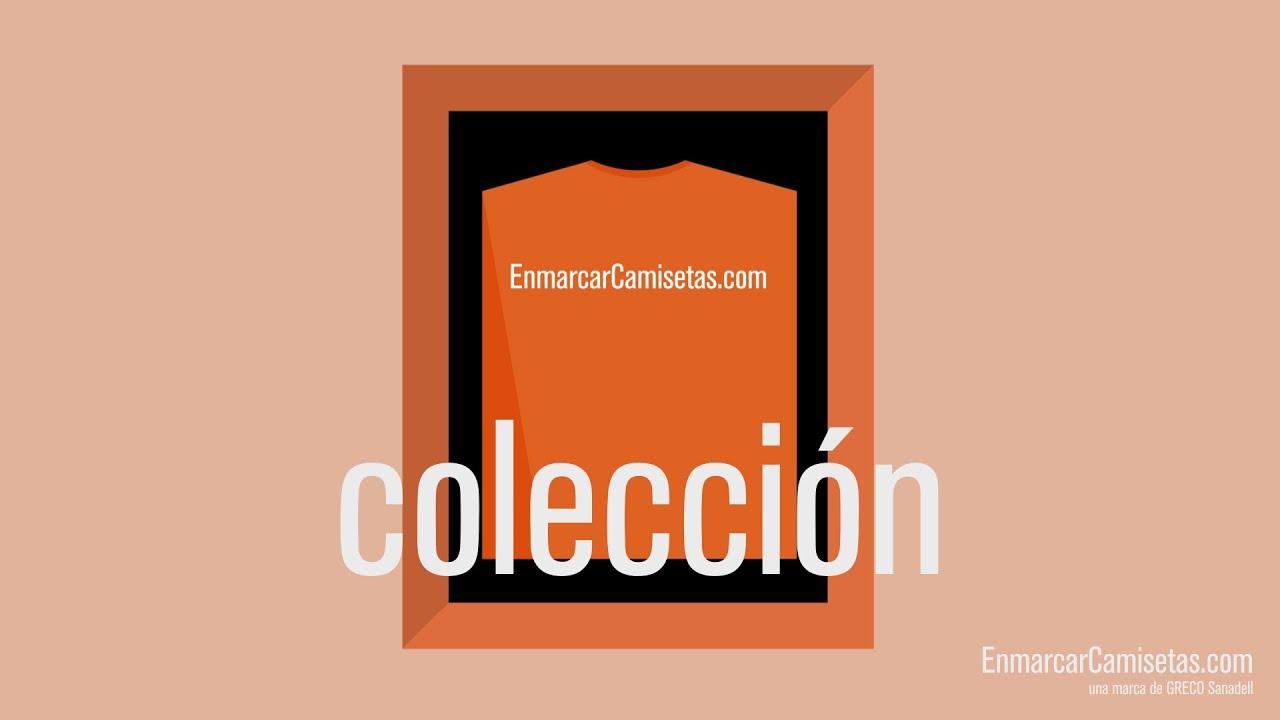 Marco para camiseta modelo COLECCIÓN - YouTube