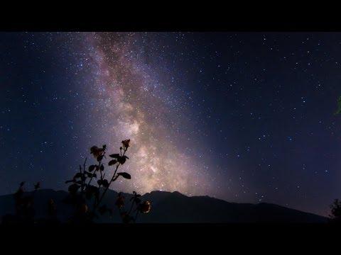 Milky Way Timelapse - Sony Alpha 57 & Tokina 11-16mm