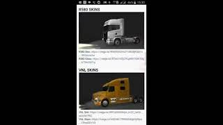 how to map skin change Grand truck simulator map change prt 1