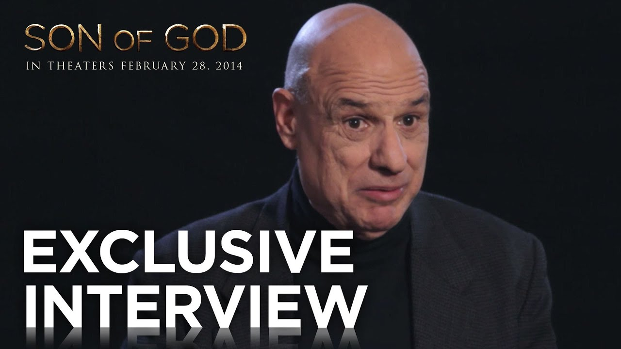 "Son of God | Tony Campolo ""Walking on Water"" Exclusive Interview 