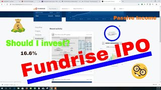 Is Investing in Fundrise IPO a great Investment?