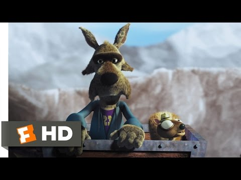Hoodwinked! (5/12) Movie CLIP - Dynamite Candles (2005) HD