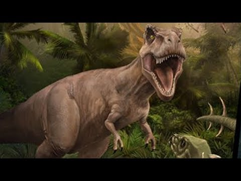 Download Youtube: Escaping the T.rex!!! - Jurassic World Pinball FX