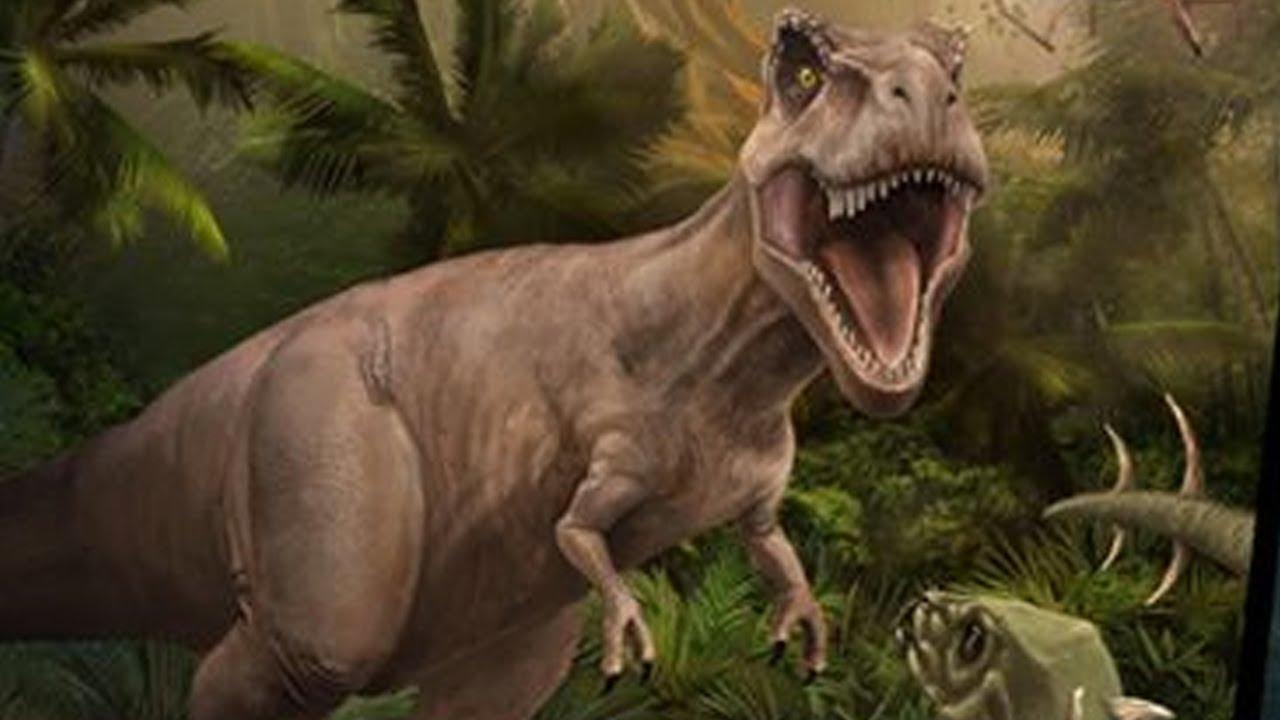 Escaping the T.rex!!! – Jurassic World Pinball FX