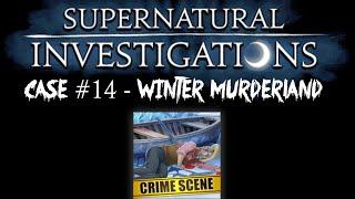 Criminal Case: Supernatural Investigations Case #14 - Winter Murderland FULL CASE
