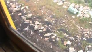 Cog Railway Mt  Washington N H  part 2 of 2 end