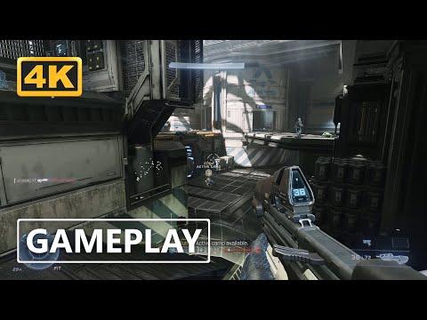 В Halo Infinite можно будет тренироваться с ботами