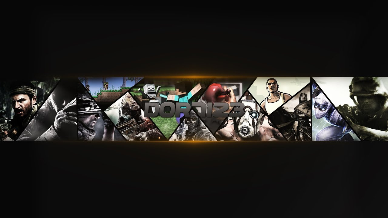 Speed Art - Youtube Banner - TheDor7123 - YouTube