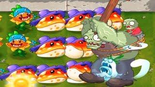 Растения против Зомби 2 - ЗАСТЕНЧИВАЯ ФИАЛКА ПРЕМИУМ КВЕСТ