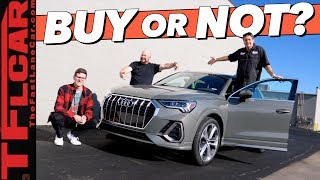 Buddy Review: The 2019 Audi Q3 Might Just Be The One Car We ALL Agree On...