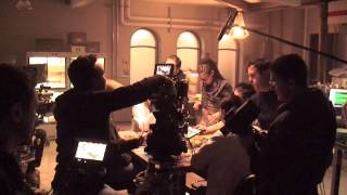 Behind-The-Scenes Of Orphan Black Season 2 With Evelyne Brochu