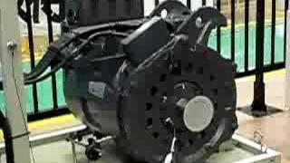 MT68型主電動機回転試験