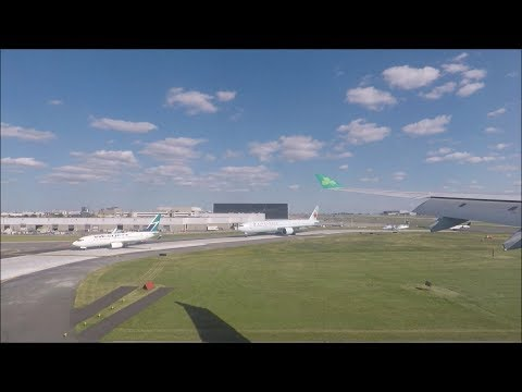 TRIP REPORT | Aer Lingus (Economy) | Dublin - Toronto