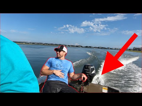#12: JON BOAT PB W/ CATCH AND COOK!!!