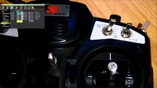 FlySky TH9X або Turnigy 9X настройка 3-х позиційний перемикач