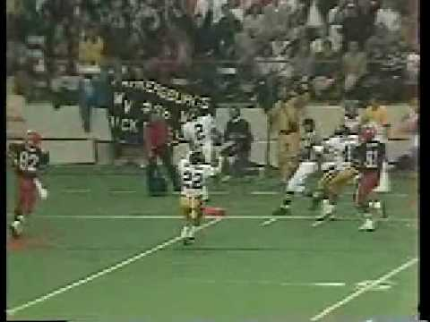 Hall of Famer Don McPherson Highlights - Syracuse Football