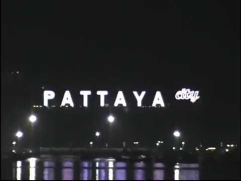 Pattaya-night walk along Beach Road & Walking Street October 2012