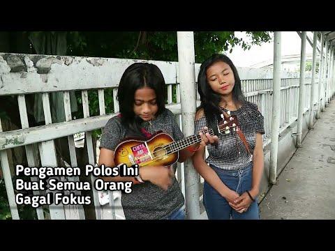 Ditinggal Rabi - Nella Kharisma ( Cover ) Pengamen Jalanan Cantik Yang Masi Polos