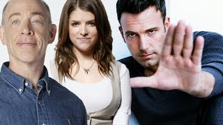 Ben Affleck And J.K. Simmons To Film THE ACCOUNTANT - AMC Movie News