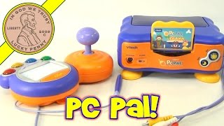 VTech VSmile Electronic TV Learning System PC Pal Island Game Children's Toy