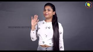 Acting Audition On Rupa Script By Ponam | Bollywood Institute | Acting Practice | Acting Tips