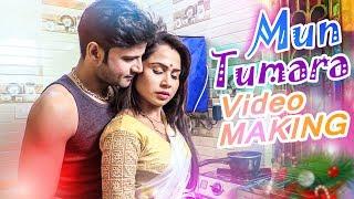 Mu Tumara Odia New Romantic HIT Song Music Making Humane Sagar & Mira HD