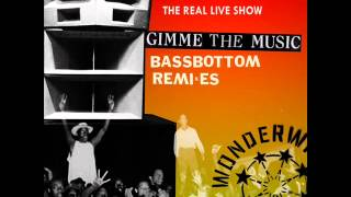 "The Real Live Show - ""Gimme The Music (Reza"