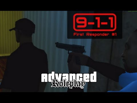 [AD:RP] 911 Emergency - First Responder #1