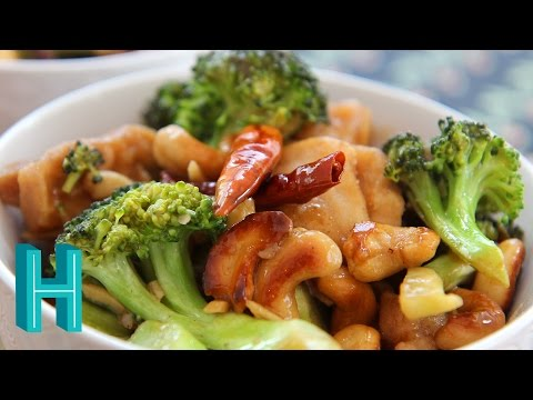 How to Make Chicken Stir Fry   Hilah Cooking