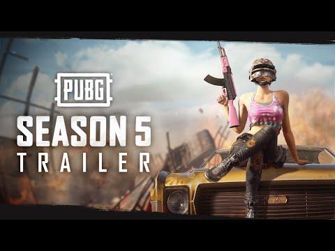 PUBG Season 5 brings Miramar updates