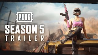 PUBG - Season 5 Gameplay Trailer thumbnail