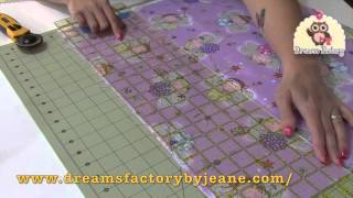 Cortando Tecidos – Parte 2 por Dreams Factory by Jeane