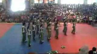 SPC(St. Paul College) - PepSquad