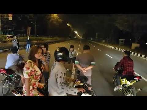 Balap Liar Jakarta Kemayoran Race @f.bagol Vs (***)