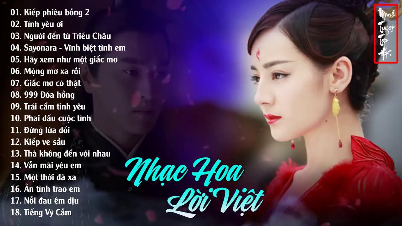 Nhạc Hoa Lời Việt   LK Nhạc Trẻ 7X, 8X, 9x SÔI ĐỘNG