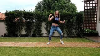 Muito calor - Ozuna & Anitta | Zumba® Dance | Coreografia Shake it MLB