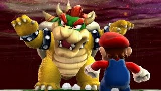 Super Mario Galaxy Walkthrough - Part 18 - Bigmouth Galaxy and Bowser