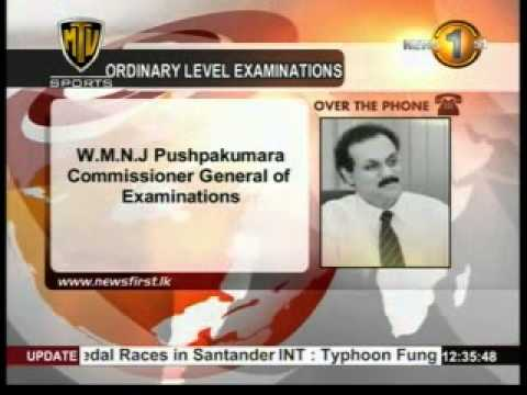 Newsfirst_Examinations Dept says over 500,000 applications received for G.C.E.O/L Exam