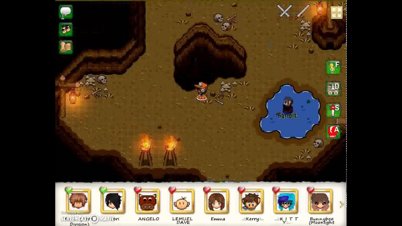 Graal Classic: Destiny map quest Pt 2 - YouTube