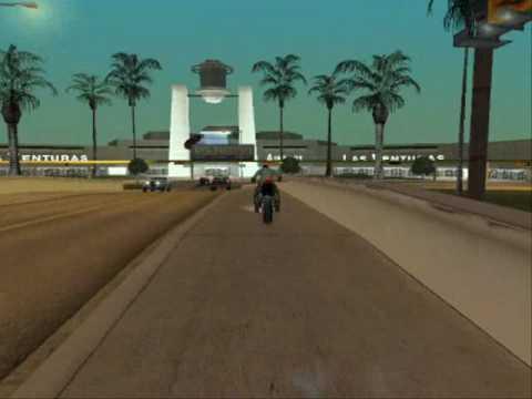 GTA SA StuntMovie