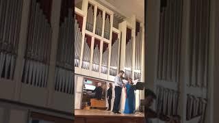 """""""Список Шиндлера"""" на 27м Саратовском органном фестивале"""