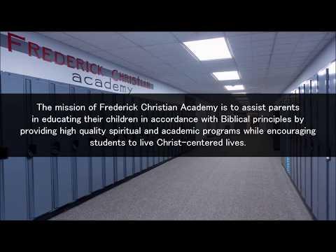 Frederick Christian Academy Virtual Tour Video #2