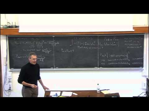 Neutrino Physics - F. Feruglio - lecture 1/5