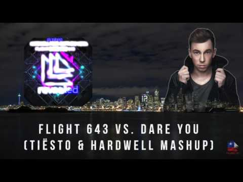 Dare Flight You 643 (Tiesto & Hardwell Mashup)