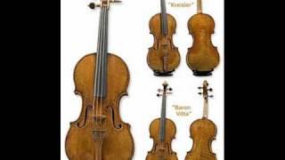 Fritz Kreisler - Mozart 4, D major, K. 218 (1936) 2. Andante Cantabile
