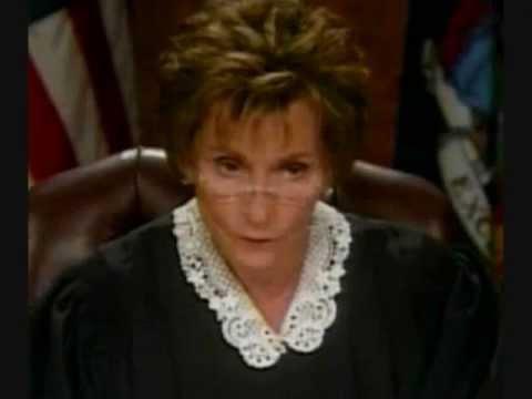 Prank Call - Judge Judy Is Crazy
