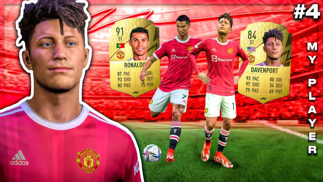 Download I Join CR7 and SIGN for MAN UNITED! 📝 - FIFA 22 My Player Story Mode! (Ep. 4)